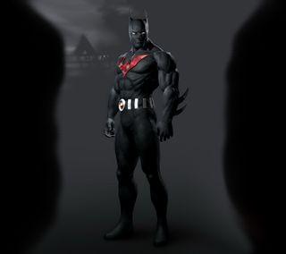 Обои на телефон рыцарь, темные, бэтмен, будущее, wolfamania, beyond