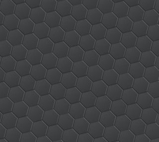 Обои на телефон hex, черные, дизайн, серые, металлические, многоугольник, шестиугольники, монохромные
