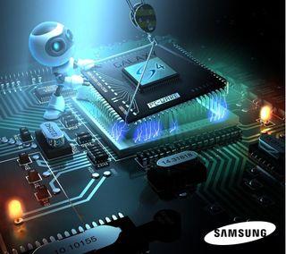 Обои на телефон технологии, самсунг, samsung, s4 technology, s4