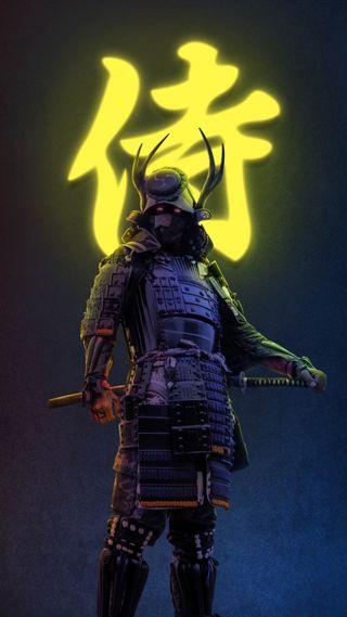 Обои на телефон Samurai, japan wallpaper, japanese word, neon text, ninja wallpaper, samurai wallpaper, shinobi, swords man, swordsman, swordsman wallpaper, warrior wallpaper, yellow neon, темные, желтые, свет, неоновые, герой, японские, текст, воин, ниндзя, самурай, слово, типография, броня, киберпанк, мечи, хасака