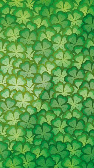 Обои на телефон патрика, ирландские, ирландия, зеленые, zedgestps, shamrocks, paddys, leprechaun