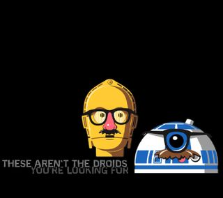Обои на телефон смех, мультфильмы, комедия, звезда, забавные, войны, hd, droids
