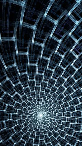 Обои на телефон иллюзии, формы, свет, линии, center
