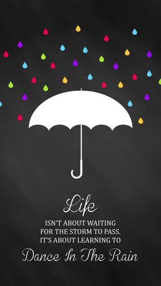 Обои на телефон танец, дождь, in the rain, dance in the rain
