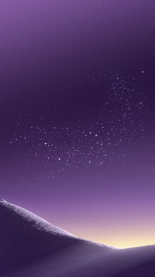 Обои на телефон песок, фиолетовые, стена, стандартные, пустыня, ночь, звезды, галактика, s8plus, s8, galaxy s8