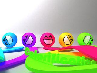 Обои на телефон цвета, красочные, smilies, multicoloured, colourfication