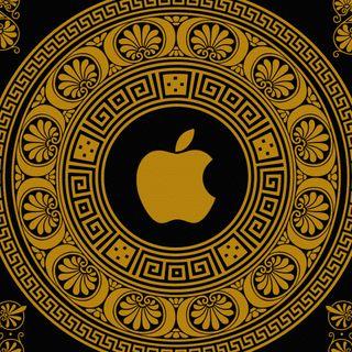 Обои на телефон древний, греция, эпл, шаблон, логотипы, греческий, apple