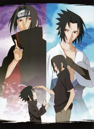 Обои на телефон саске, наруто, итачи, sasuke and itachi, naruto shippuden, brothers