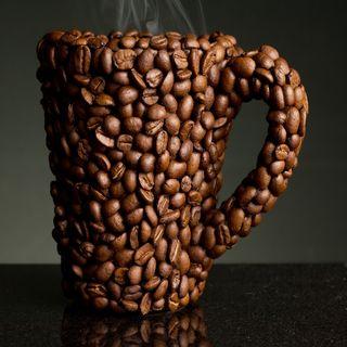 Обои на телефон напиток, кофе, кафе, mug, hd, bean