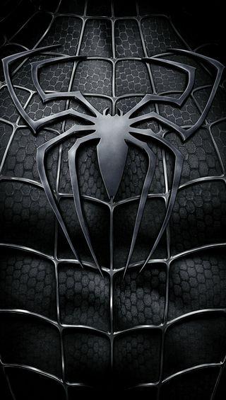 Обои на телефон паук, spider man, dfss