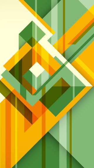 Обои на телефон квадратные, линии, зеленые, дизайн, абстрактные
