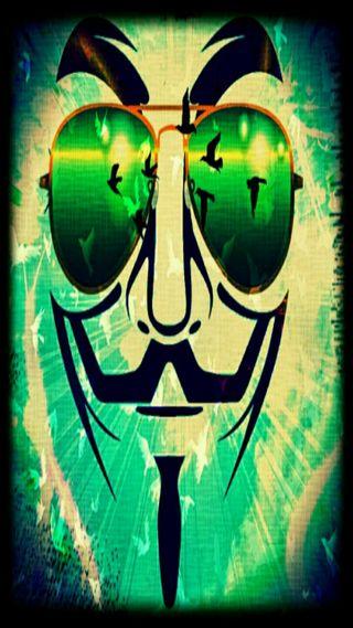 Обои на телефон солнечные очки, оригинальные, маска, земля, глобус, анонимус, anonymous original