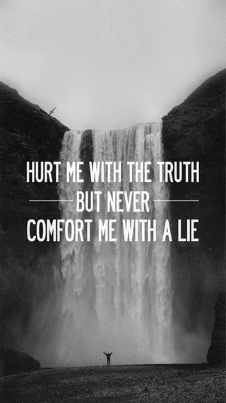 Обои на телефон правда, повредить, ложь, the truth, comfort