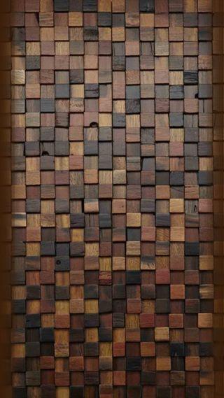 Обои на телефон деревянные, дерево, блоки, wooden blocks