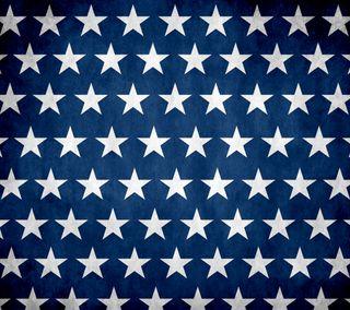 Обои на телефон синие, звезды, звезда, us