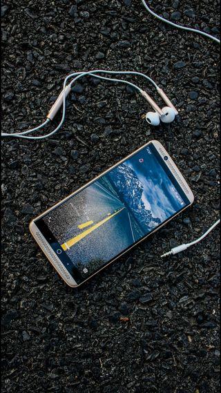 Обои на телефон экран, телефон, мобильный, дорога, piece, ear, asphalt