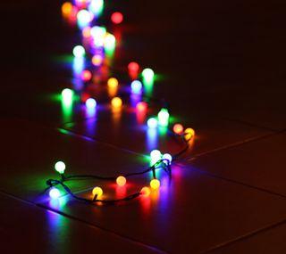 Обои на телефон вечеринка, свет, рождество, праздновать, огни, christmas light