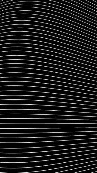 Обои на телефон линии, черные, черно белые, простые, дизайн, белые, white lines, curvy