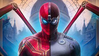 Обои на телефон человек паук, том, паук, дом, возвращение домой, tom holland, spider man, next spiderman