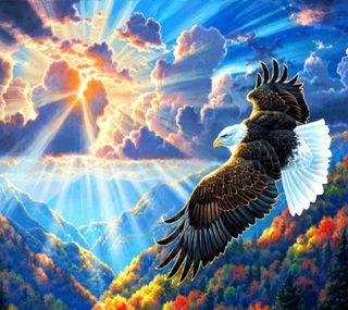 Обои на телефон орел, eagle--------------, --------------
