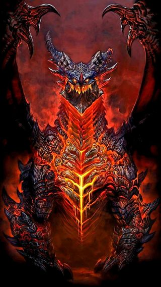 Обои на телефон мир, классные, дракон, варкрафт, wow dragon