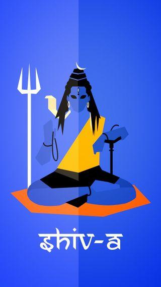 Обои на телефон шив, шива, небеса, господин, devine, bhole, bhakti, baba