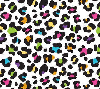 Обои на телефон лиза, милые, леопард, красочные, lisa frank, colorful leopard