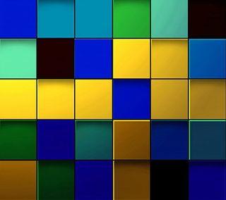 Обои на телефон кубы, цветные, красочные, геометрия, блоки, абстрактные, colorful cubes