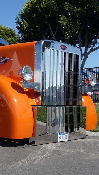 Обои на телефон грузовики, грузовик
