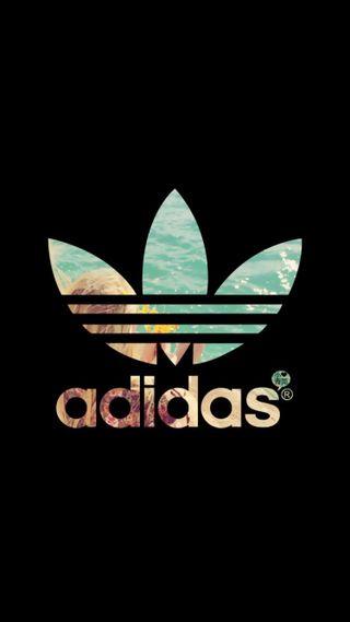 Обои на телефон стиль, черные, одежда, обувь, море, логотипы, бренды, адидас, adidas