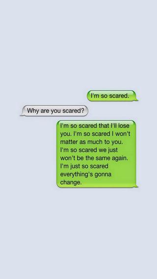 Обои на телефон терять, менять, пара, любовь, scared, love