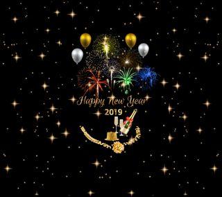 Обои на телефон каникулы, счастливые, новый, год, happy new year b, happy, 2019