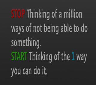 Обои на телефон стоп, цитата, старт, мышление, stop thinking start, stop start