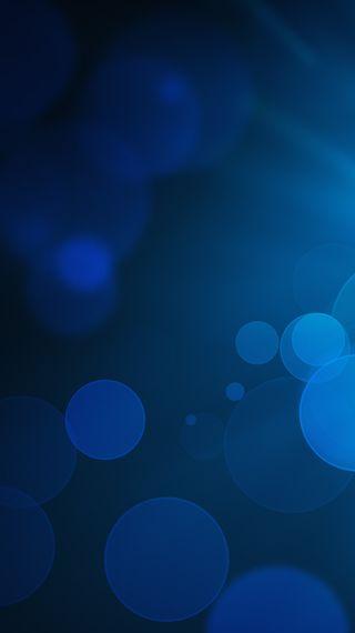 Обои на телефон круги, синие, приятные, крутые, классные, абстрактные