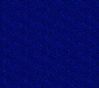 Обои на телефон мозаика, синие, абстрактные