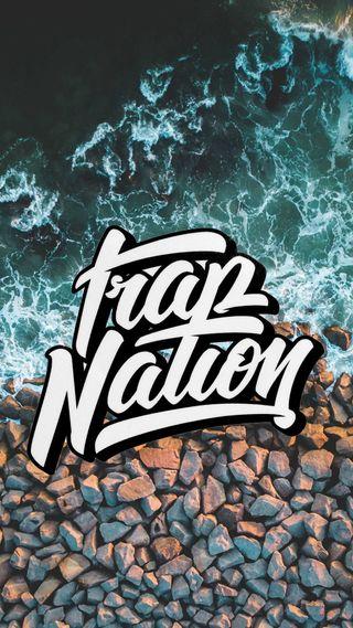 Обои на телефон трэп, пляж, нация, trap nation wallpaper, trap nation, hd, 1080p