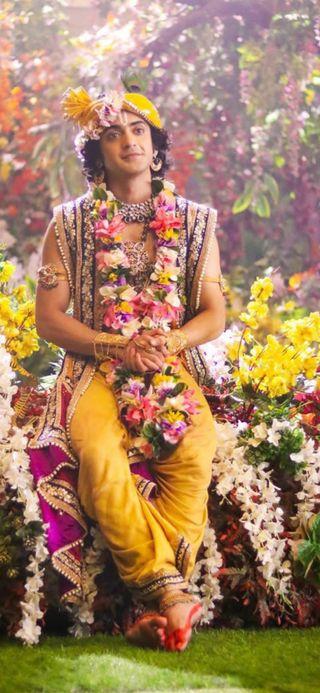 Обои на телефон радха, кришна, sumedh, radha krishna