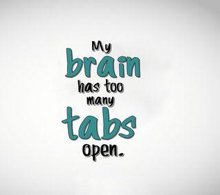 Обои на телефон happy, tabs, крутые, новый, цитата, поговорка, забавные, жизнь, счастливые, знаки, мозг, открыто