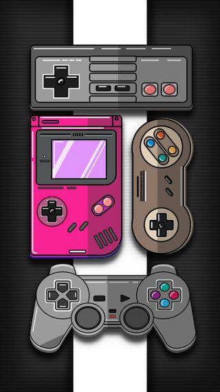 Обои на телефон ретро, игры, игра, retro game