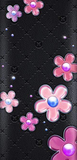 Обои на телефон цветы, цветочные, симпатичные, прекрасные, милые, девчачие, paddedfloral, padded