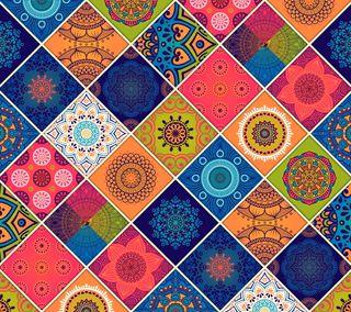 Обои на телефон шаблон, цветы, цветные, смешанный, микс, абстрактные, pattern mix