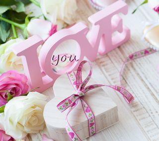 Обои на телефон цветы, цветочные, сердце, романтика, розы, розовые, любовь, белые, love