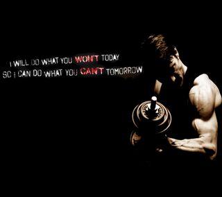 Обои на телефон мускул, цитата, фитнес, поговорка, здоровье, бодибилдинг, i will, curl