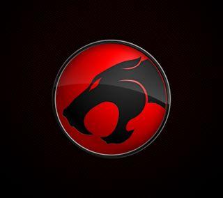 Обои на телефон hd, thundercats, логотипы