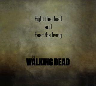 Обои на телефон ходячие мертвецы, мертвый, walkers