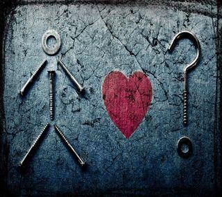 Обои на телефон думать, сломанный, сердце, одиночество, любовь, love, devious