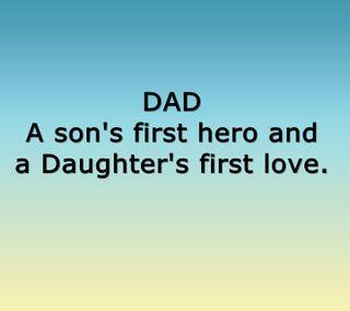Обои на телефон цитата, приятные, поговорка, отец, новый, любовь, герой, son, love, daughter