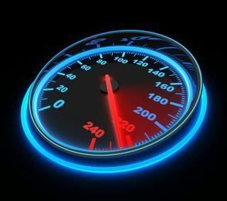 Обои на телефон скорость, измерять, авто, speedometer