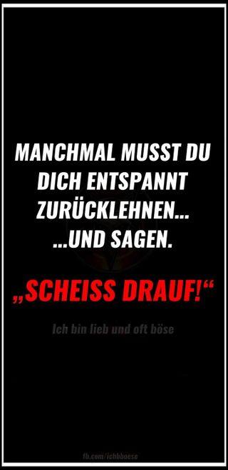 Обои на телефон немецкие, германия, цитата, scheiss drauf, note 8, deutsch