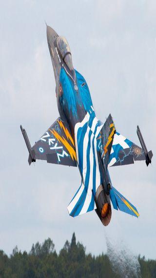 Обои на телефон сила, греческий, греция, zeys, greek air force, f16, f-16